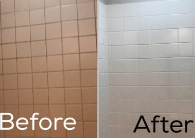 Tri-Star Reglazing ( New Gallery pic 11- Before & After)